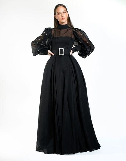 Picture of Long Sleeve evening Dress # 844  Darlana