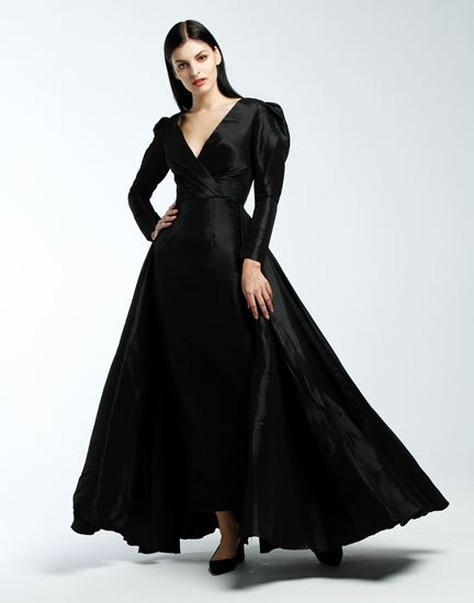 Picture of Dress Lady Elegance # 770 Darlana