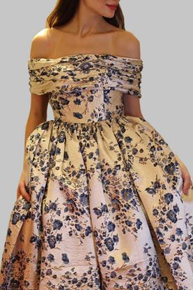 Picture of Evening Dress # 861