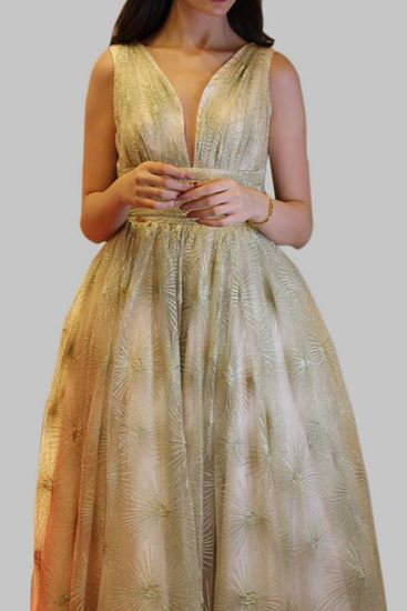 Picture of Evening Dress # 867